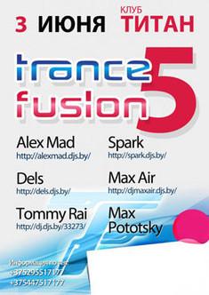 Trance Fusion 5