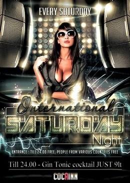 International Saturday Party