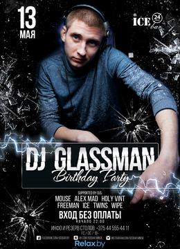 DJ Glassman Birthday Party