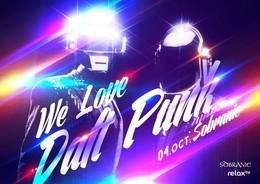 We Love Daft Punk