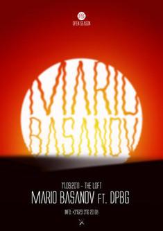 DPBG Presents — Mario Basanov