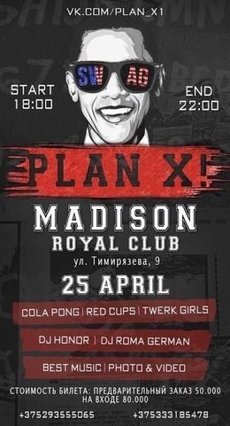 Plan X