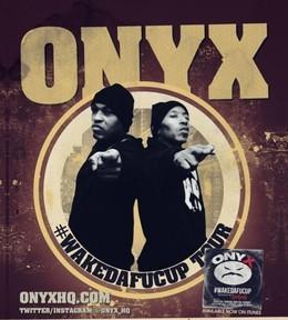 Концерт Onyx (JAV)