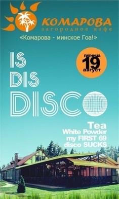 Is Dis Disco?