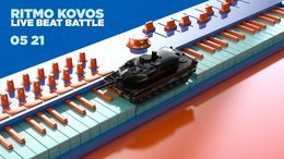 Ritmo Kovos: Live Beat Battle