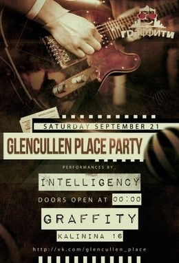 Glencullen Place Party