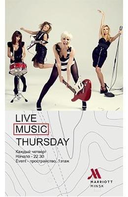 Live Music Thursday