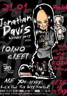 Jonathan Davis Birthday Party 2010