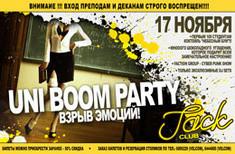 Uni Boom Party