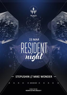 Mike Wonder & Stepushin