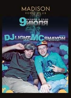 Dj Light и MC Shayon
