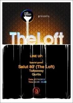 The Loft в Кальянной №4