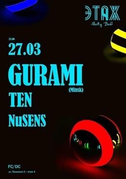 Gurami / Ten / NuSENS