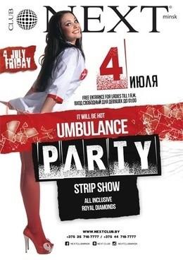 Umbulance Party