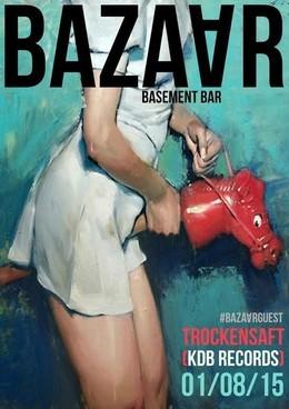 Trockensaft (KDB records/Berlin)