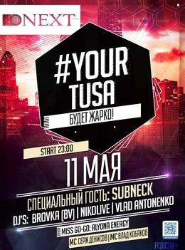 Your Tusa