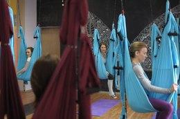 Курс для преподавателей «Йога в воздухе. Базовый»