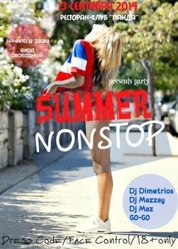 Summer nonstop