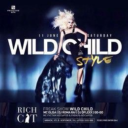 Wild Child style