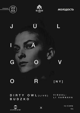 Julia Govor (NY)