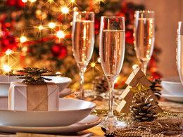 Новогодняя ночь в кафе «Соланж»