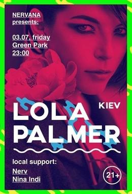 Lola Palmer (Kiev)