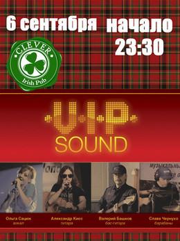 Концерт группы Vip Sound
