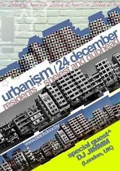 Urbanism: Dj Jimmm (London)
