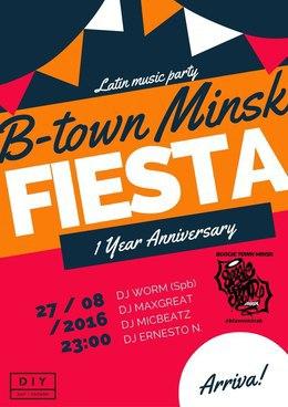 Boogie Town Minsk: Fiesta