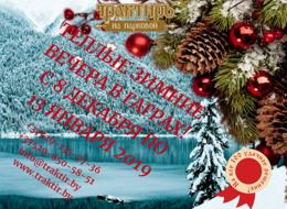 Новогодняя программа «Тёплые зимние вечера в Гаграх»