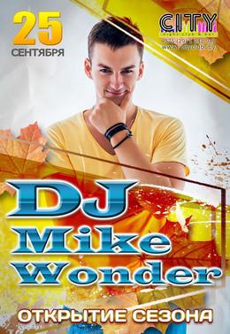 Dj Mike Wonder