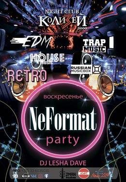 NeFormat party