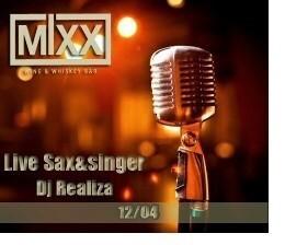 Джаз в Mixx