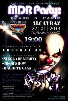 MDR Party: Chaos'n'Panic