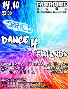 Dance 4 Friends