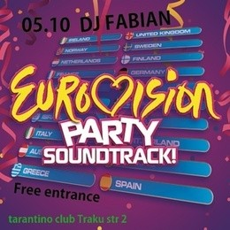 Erasmus Eurovision Party
