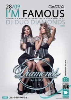 DJ Duo Diamonds