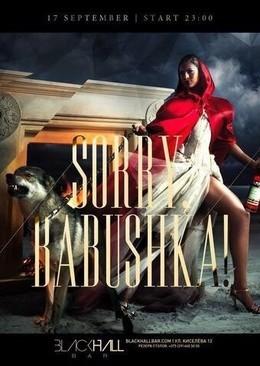 Sorry, Babushka