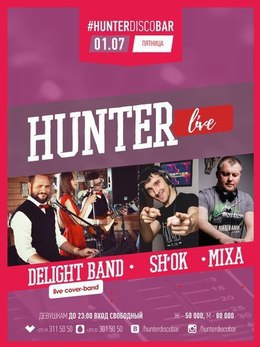 Hunter Live