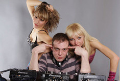 Презентация диска DJ Austin