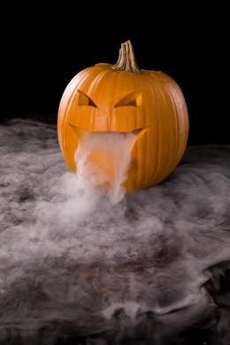 Научный Хеллоуин