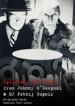 DJs Johny O'Gospodi & DJ Potnij Gopnik