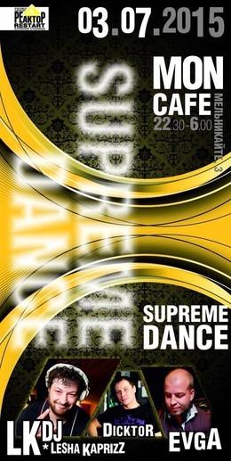 Supreme Dance