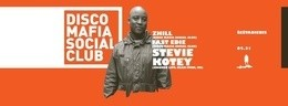 Stevie Kotey | Disco Mafia Social Club
