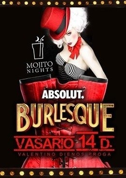 Absolut Burlesque