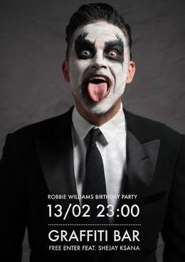 Robbie Williams Party
