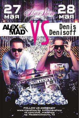 Alex Mad & Denis Denisoff