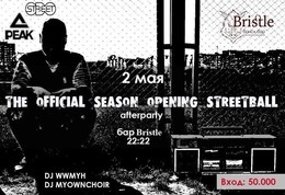 The Official Season Opening Streetball