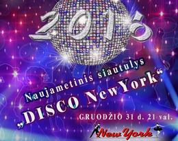 Disco New York