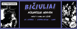 Biciuliai: Aquarius Heaven (US) live